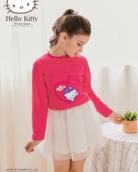 2018SS女童长袖T恤K184133