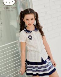 2018SS提花短袖衬衫K282303